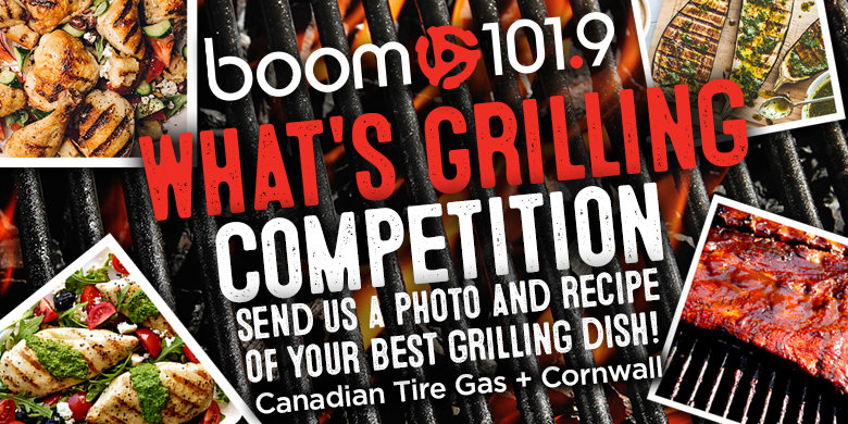 boom 101.9's What's Grilling Competition