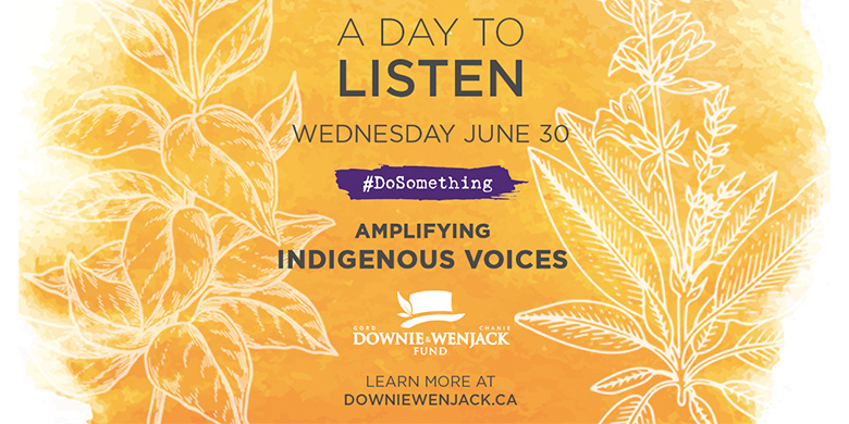 A Day To Listen