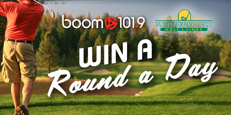 Win A Round A Day