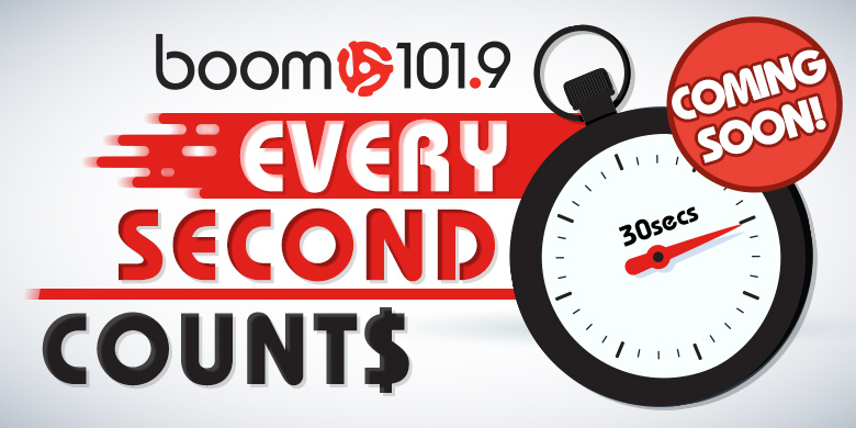 Every Second Counts is Back!